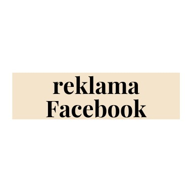 Reklama Facebook